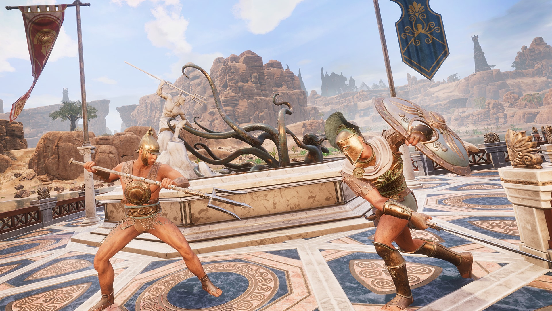 NEW VIDEO Architects Of Argos Released For Conan Exiles