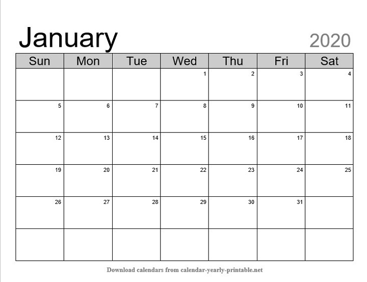 Tips To Create Your Own Monthly Calendar PDF 4 Best